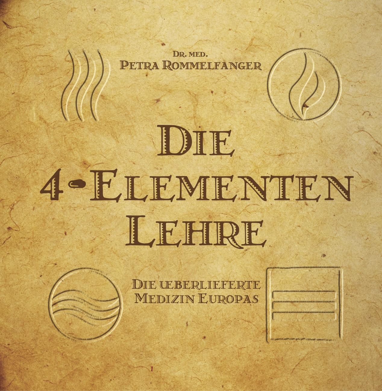 Die 4-Elementenlehre